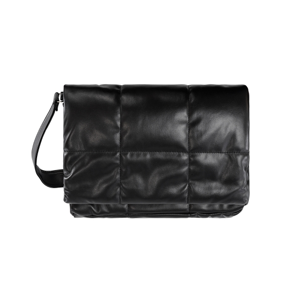 PU Bag with Stitched Detail