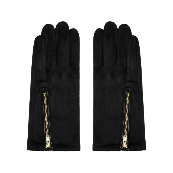 Handschuhe Zip me up