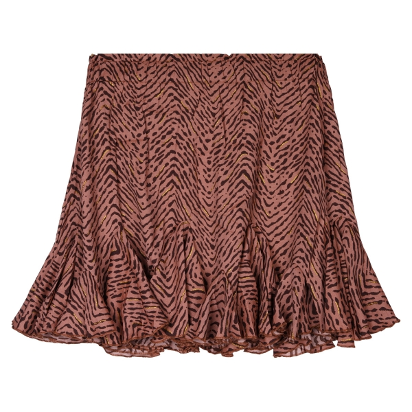 Skirt animal fever