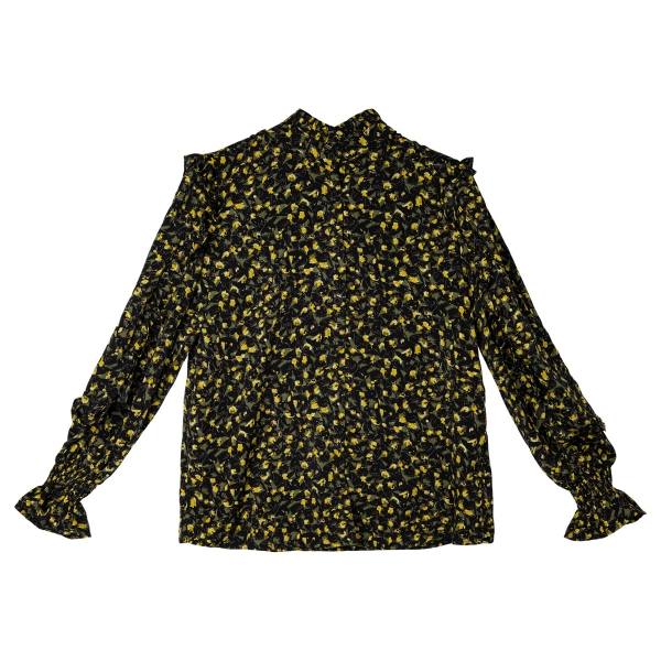 Blouse lemon juice