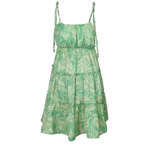 Kleid jungle
