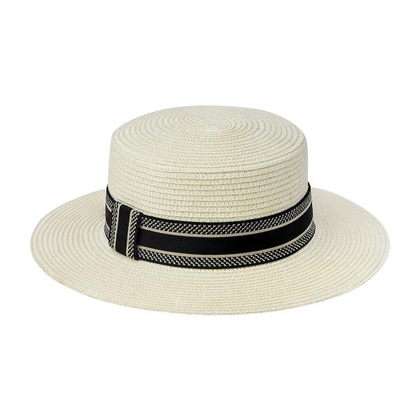 Sombrero sunny days blanco roto