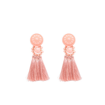 Earrings Festive Tassel