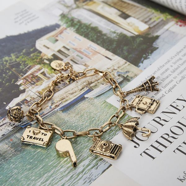 Bracelet travel love