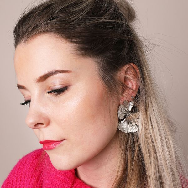Earrings Perfect Coral