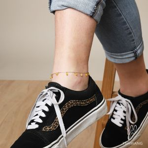 Anklet beaded party