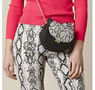 Animal trend: Is the snake print the new leopard print?