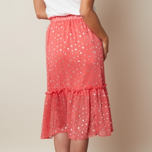 Falda Flaming Rose