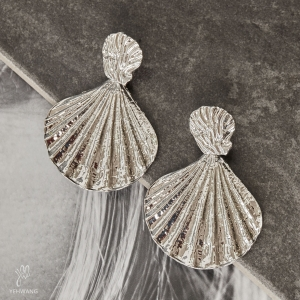 Oorbellen Pretty in Shells