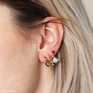 Earrings Rocket I
