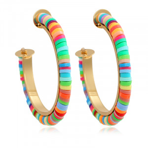 Earrings Fluor