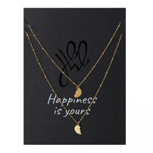 Necklace Postcard  Limited Edition - 2 Piece