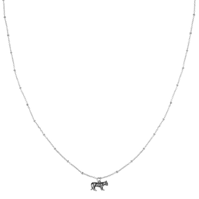 Necklace Wild Tiger