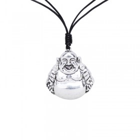 Ketting Happy Buddha
