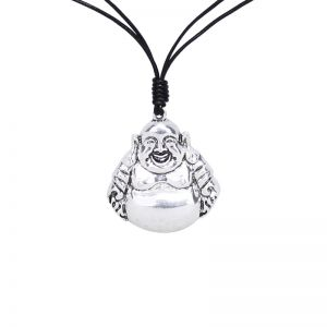Necklace Happy Buddha