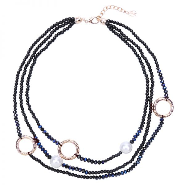 Necklace Pearl Romance