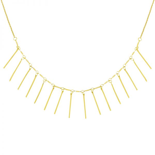 Necklace twinkling