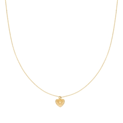 Necklace You Have My Heart - Big