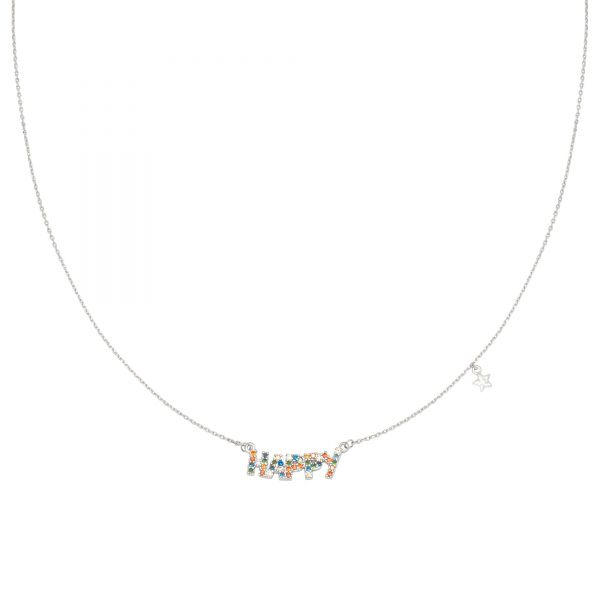 Necklace Happy Star