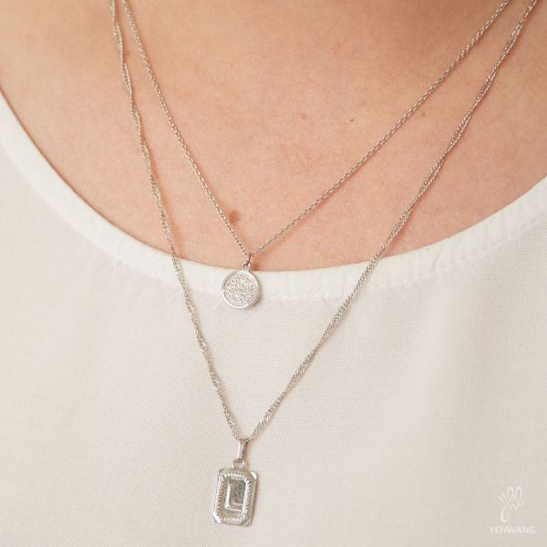 Necklace Sweet Coin