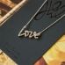 Necklace Colorful Love