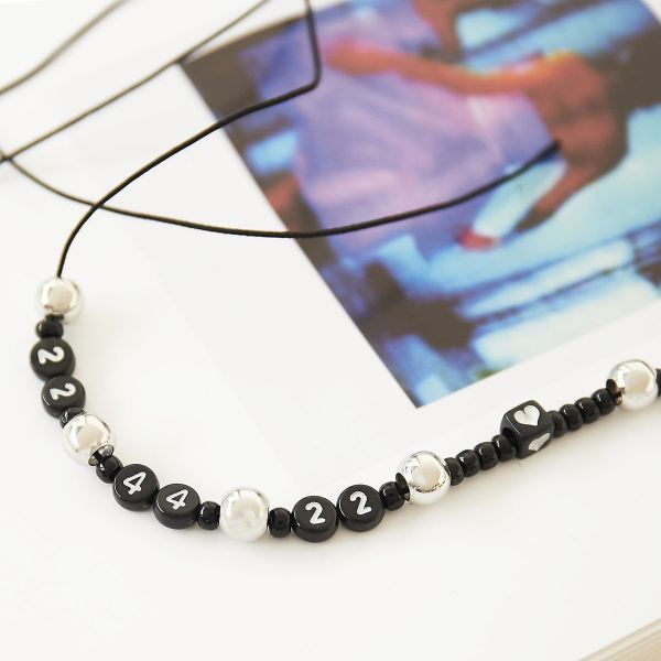 Beads Number 2 - 4MM