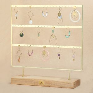 Display dangle boucles d'oreilles extra big
