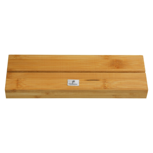 Mix and match display base bamboo small