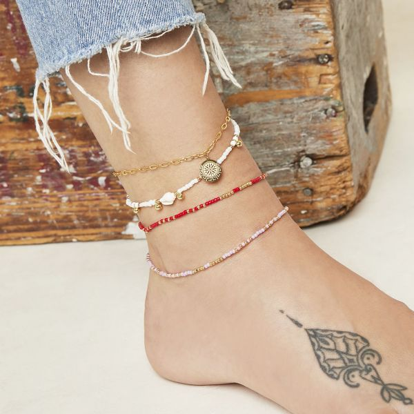 Anklet Chasing The Sun