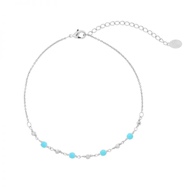 Anklet Small Beads