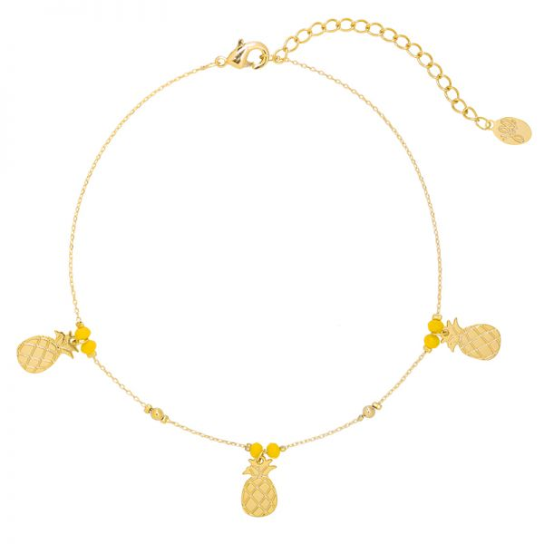Anklet pineapple