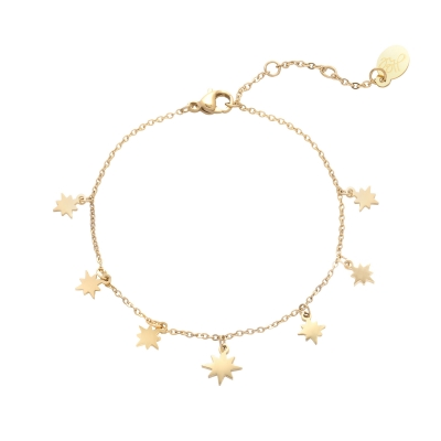 Anklet Counting Stars