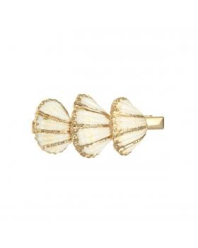 Hair Clip Shells Together
