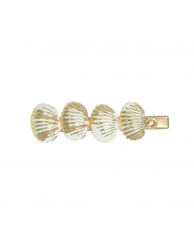 Hair Clip Summer Shells