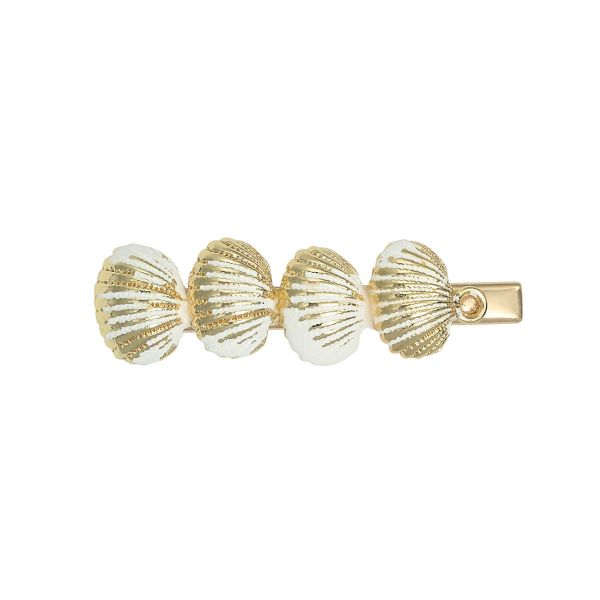 Haarspange Summer Shells