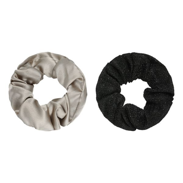 Scrunchie ensemble de deux