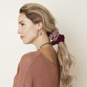 Scrunchie Crushed Velvet