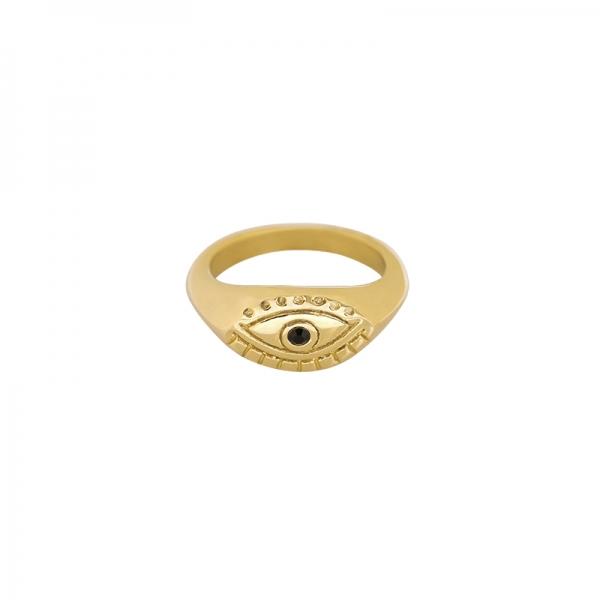 Ring Curious Eye #18
