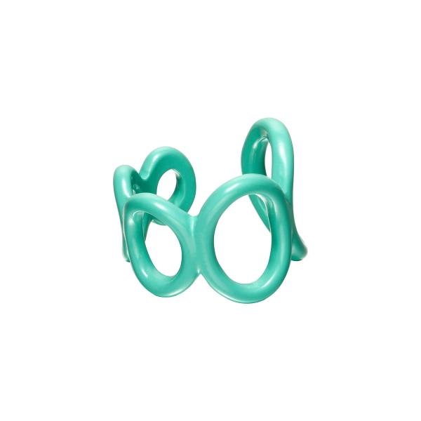Círculos de anillo de caramelo ajustables