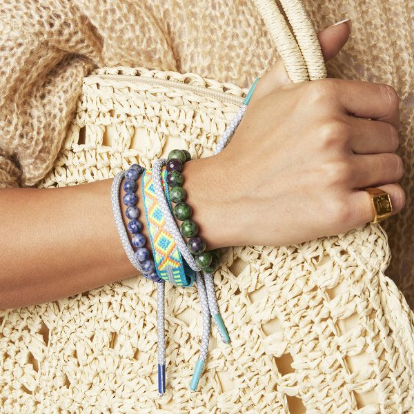 Pulsera Beads And Strap