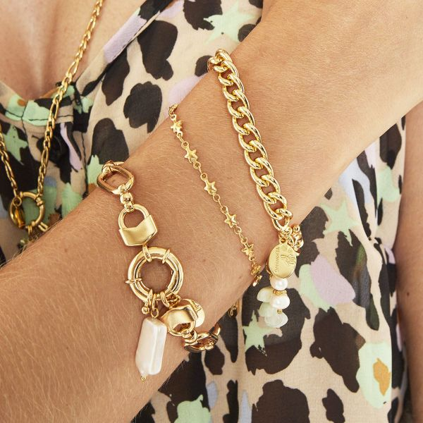 Pulsera chain poppy