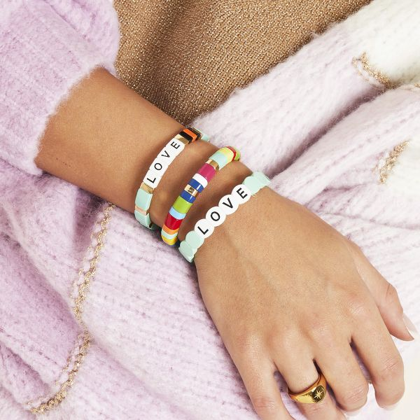 Pulsera colourful love