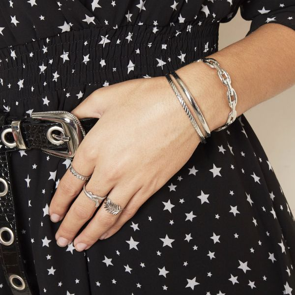 Pulsera oval chain