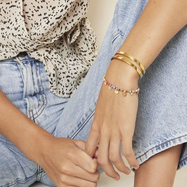 Pulsera plain jane