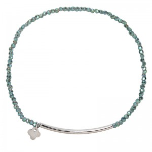 Armband Crystal Beads Bar