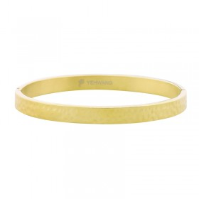 Bangle Leo Footprint Medium
