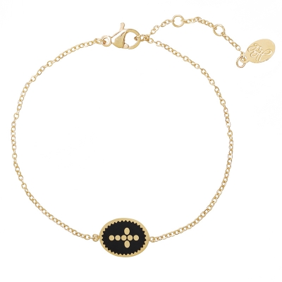Armband Dots Cross