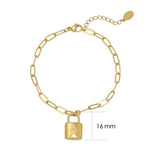 Pulsera Little Lock