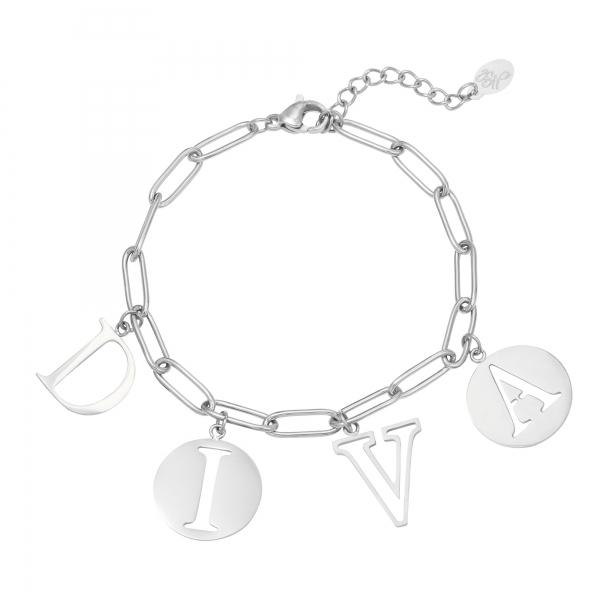 Armband Letters Diva