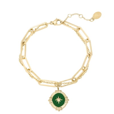 Pulsera Thick and Thin - Northern Star
